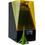 家庭用3Dプリンタ 光造形方式 Pegasus Touch